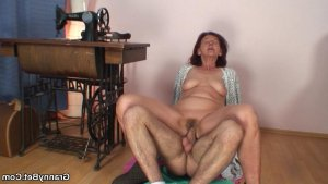 Ferlande granny erotic massage in Gillingham, UK